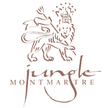 Logotype Jungle Montmartre