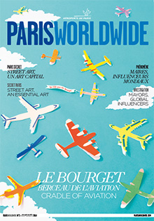 Couverture Parisworldwide N°2