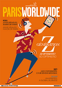 Couverture Parisworldwide N°3