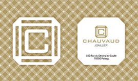 Logo Chauvaud Joaillerie